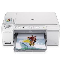 """HP Photosmart C5580 All-in-One Printer   """"Computer laptops"""""""