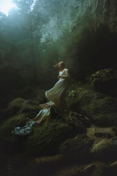 """TJ Drysdale - """"Come away, oh, human child"""""""