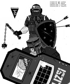 The Switcheroo Part 4 - Blitz and Conqueror - Shield Brothers Crossover between For Honor and Rainbow Six Siege. Part of a series of fanart illustrations Rainbow Six Siege Art, Rainbow 6 Seige, Rainbow Six Siege Memes, Tom Clancy's Rainbow Six, Video Game Memes, Video Game Art, Rainbow Meme, Red Vs Blue, Love Illustration