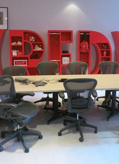 Creativity for a Cause: Work for RED