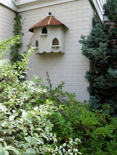 Donna's Art at Mourning Dove Cottage: A new home for the dove