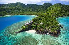 Удивительно красивые острова Фиджи