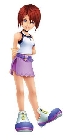Kairi - Kingdom Hearts Wiki - Celui qui ne sait rien, ne peut rien comprendre...