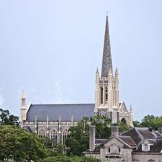 // First Pres  #throwback #firstpres #presbyterian #church #downtown #wilmington #gothic #architecture #canon #canon_photos