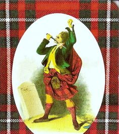 Clan MacGregor -- They fought against England at Pinkie in feuded with Clan Campbell, Clan Colquhoun & Clan MacLaren, fought with Montrose against the Covenanters, & supported the Jacobite Uprisings Scottish Tartans, Scottish Highlands, Highlands Warrior, Famous Outlaws, Campbell Clan, Litho Print, Men In Kilts, England And Scotland, Family Crest