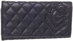 Metal Mulisha Men's Catwalk Wallet, Black, One Size Metal Mulisha. $26.00