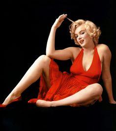 Marilyn Monroe by Milton H Greene, 1957.