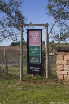 Bodegas Carrau faz parte do Los Caminos del Vino, uma rota com as vinícolas familiares do Uruguai