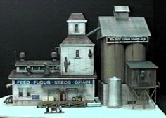 Howard Zane Structures - Feed Mill