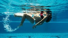 Swimming While Pregnant   What to Expect