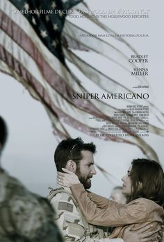 Sniper Americano: Bradley Cooper no seu melhor papel e Clint Eastwood em direção incrível no auge dos seus 84 anos! Dia 19/02 nos cinemas.