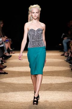Proenza Schouler Runway - Spring 2012 - Collections