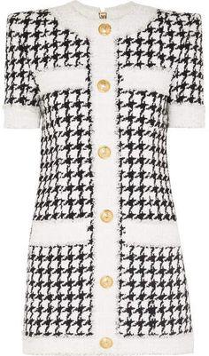 ba606e5a 28 Best balmain dress images   Formal dresses, White dress, Clothes