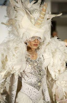 Um, yes.  Unicorn, runway style :D