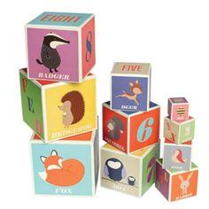 14,90EUR Stapelwürfel Stapelbecher mit Tieren Zahlen und Buchstaben www.pinjafashion.com