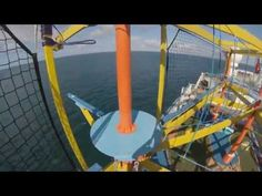 VIDEO Norwegian Breakaway Ropes Course: The Plank Will YOU walk the Plank????