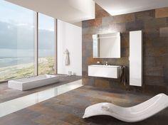 Edition 11 bathroom suite by Keuco