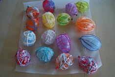Min kreative krok: Påskepynt med kreative barn!