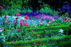 Filoli Gardens in Summer timeTravel Photo Discovery
