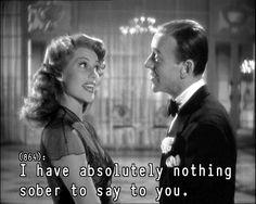 Fred Astaire & Rita Hayworth.