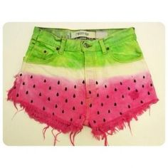 Watermelon Shorts on Chiq