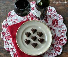 Easy 2 Ingredient Chocolates