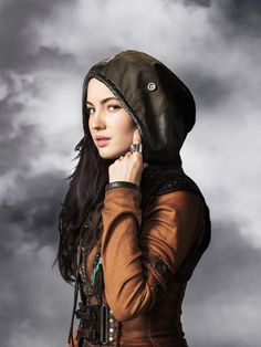 Ivana Baquero/ The Shannara Chronicles