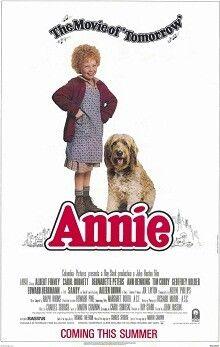 Annie,1982...❄🌷