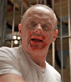 """The Original Ending For 'Silence Of The Lambs' Was Even Darker Than """"I'm Having An Old Friend For Dinner"""" - moviepilot.com"""