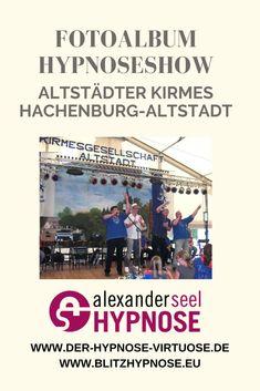 Showhypnose - Fotoalbum der Hypnoseshow mit Hypnotiseur Alexander Seel auf der Altstädter Kirmes in Hachenburg-Altstadt. Für die Showhypnose Fotos klicken, jetzt...  #hypnoseshow #showhypnose #hypnose #hypnotiseur #alexanderseel #hachenburg #altstädterkirmes