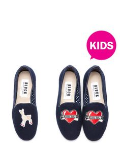 Lonely Shoes for kids by Black Martine Sitbon