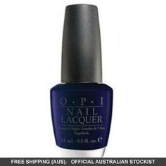 OPI Nail Lacquer - India Collection-Yoga-ta Get this Blue! (Shimmer)