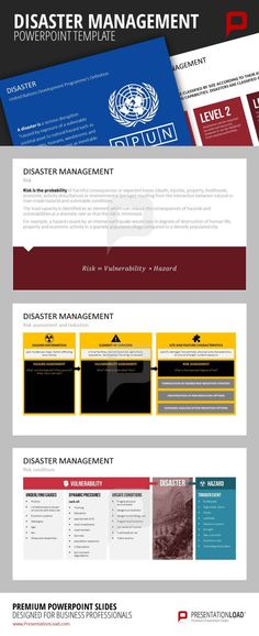 Risk assessment is based on the analysis of hazards and vulnerabilities of potential catastrophes.