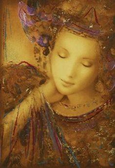Csaba Markus: Pursuit of the American Dream - Park West Gallery Figure Painting, Painting & Drawing, Mystique, Fantasy Women, Jolie Photo, Famous Artists, Portrait Art, Beautiful Paintings, Figurative Art