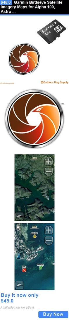Gps Software And Maps Garmin Birdseye Satellite Imagery Maps For Alpha 100 Astro 320