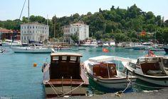 Tarabya/Istanbul Magic City, The Good Place, Ali, Earth, Mansions, History, Places, Istanbul, Historia