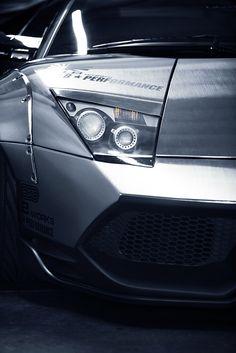 LB Performance Lamborghini Murcielago.