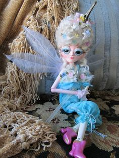 one of a kind French Fairy