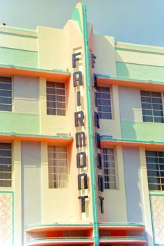 The Fairmont 1988