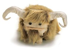 How to craft your own cuddly Star Wars bantha