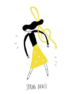 SPRING DANCE by AYANO USAMURA