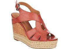 Franco Sarto Daffodil Womens Wedge Sandals