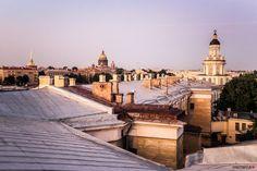 Крыши волшебного Петербурга. 😍😘  #авиотто #aviotto #апитер