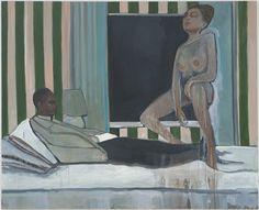The Forgotten Night, 2010 by Noah Davis