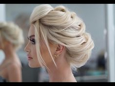 Fashion Hairstyles | Model And Prom Hairstyles | Hairstyles Compilation April 2017 - YouTube