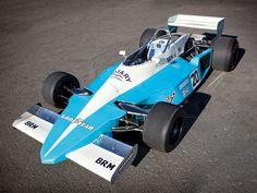1977 BRM P207 formula one f-1