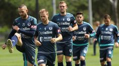 'We need to focus on ourselves,' not #SydneyFC or #MelbourneCity says Carl Valeri. Report by Ray Gatt.