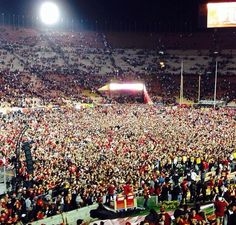 USC Trojans after beating Stanford 2013