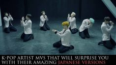 K-Pop artist MVs that will surprise you with their amazing Japanese versions http://www.allkpop.com/article/2017/03/k-pop-artist-mvs-that-will-surprise-you-with-their-amazing-japanese-versions