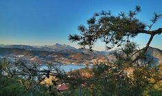 Chungjoo lake